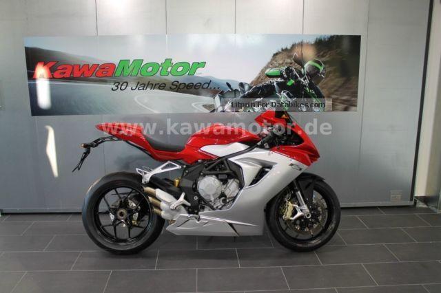 MV Agusta  F3 675 without approval 2013 Sports/Super Sports Bike photo