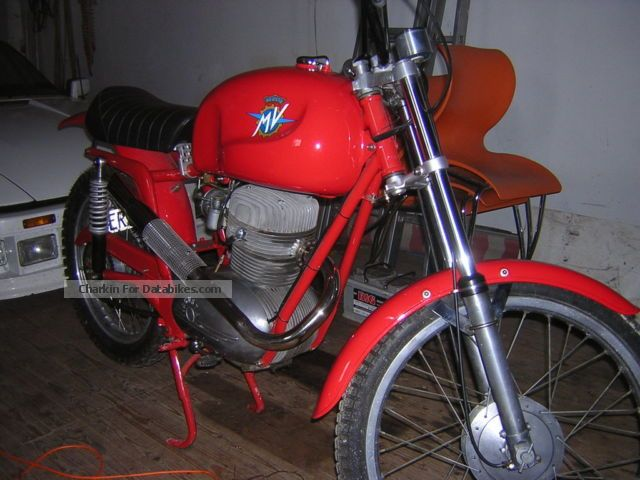 MV Agusta  175 CS 1956 Vintage, Classic and Old Bikes photo