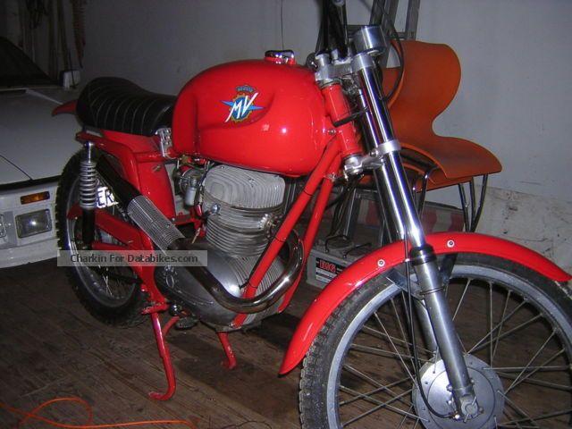 1956 MV Agusta  175 CS Motorcycle Motorcycle photo