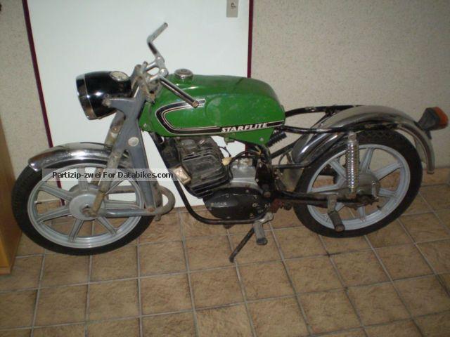 Hercules  K 50, Starflite GTS, Zündapp KS 50 1978 Vintage, Classic and Old Bikes photo