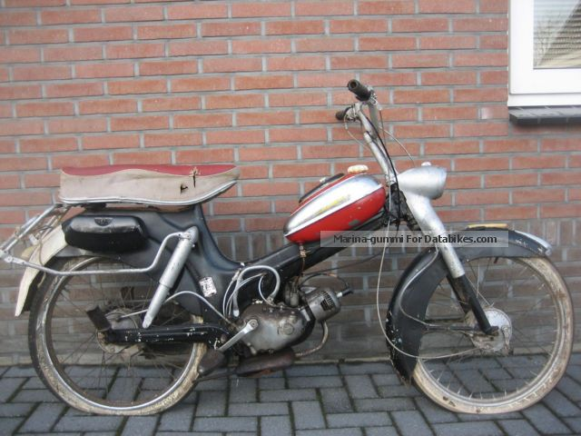 Puch  VS 50 1962 Vintage, Classic and Old Bikes photo