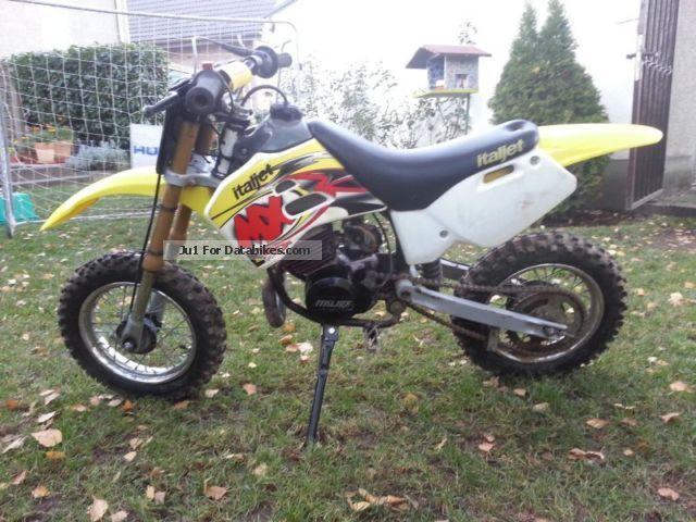 2000 Italjet  Fast Boy 50 Motorcycle Rally/Cross photo