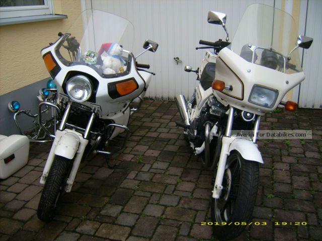 1985 Honda  CBX 750 P Motorcycle Motorcycle photo