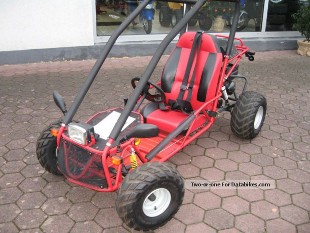 2005 Herkules  Go-Kart ATK 125 Motorcycle Quad photo