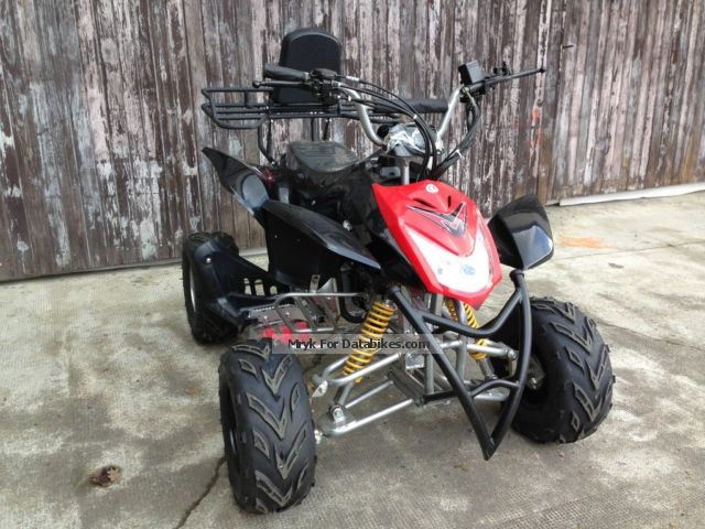 2012 Other  110cc quad with reverse gear 7 \ Motorcycle Quad photo