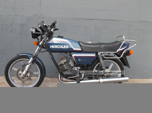 Hercules  Ultra 80 AC 1978 Vintage, Classic and Old Bikes photo