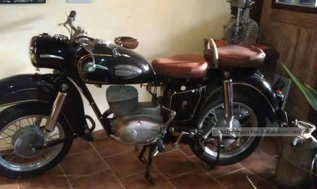 Mz  ES 175/0 1959 Vintage, Classic and Old Bikes photo