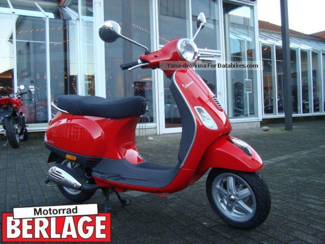 2013 Vespa LX 50 2T 2-stroke only 240km!