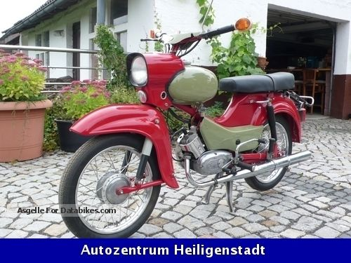 Simson  SR4-2/1 * Super STAR rebuilding state 1971 Vintage, Classic and Old Bikes photo