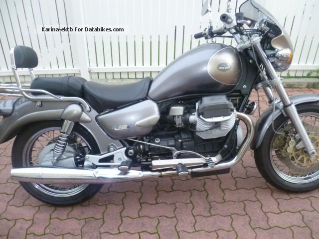 2004 Moto Guzzi  California EV Titanium Motorcycle Chopper/Cruiser photo