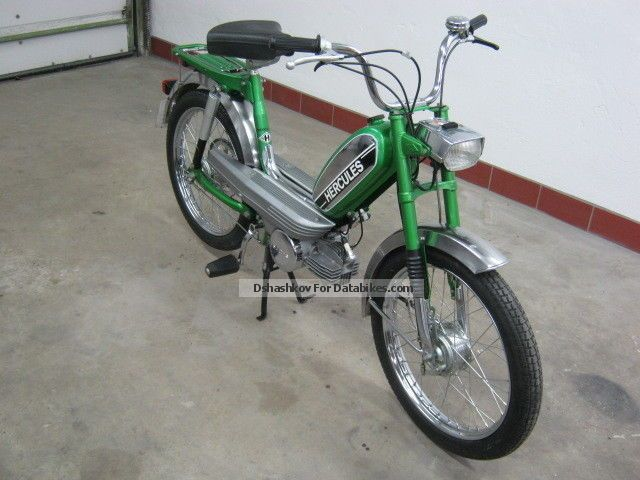 Hercules  M4 automatic, almost new condition! Orig KM! 1977 Vintage, Classic and Old Bikes photo