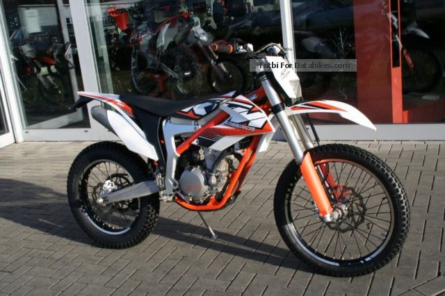 2013 KTM Freeride 350 without first registration