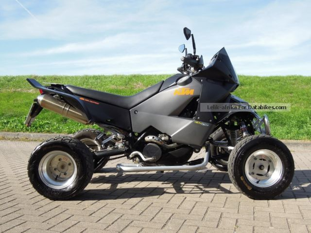 2005 KTM  E-ATV Quad Motorcycle Quad photo