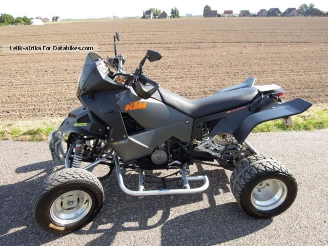 2005 ktm e atv quad. Black Bedroom Furniture Sets. Home Design Ideas