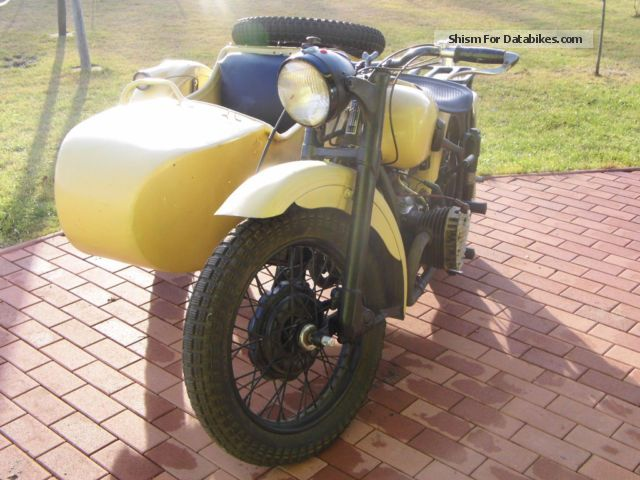 Ural  M72 1949 Vintage, Classic and Old Bikes photo