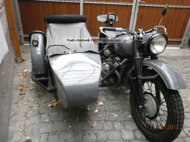 Ural  M72 1955 Vintage, Classic and Old Bikes photo