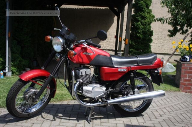 1990 Jawa  638 Motorcycle Motorcycle photo