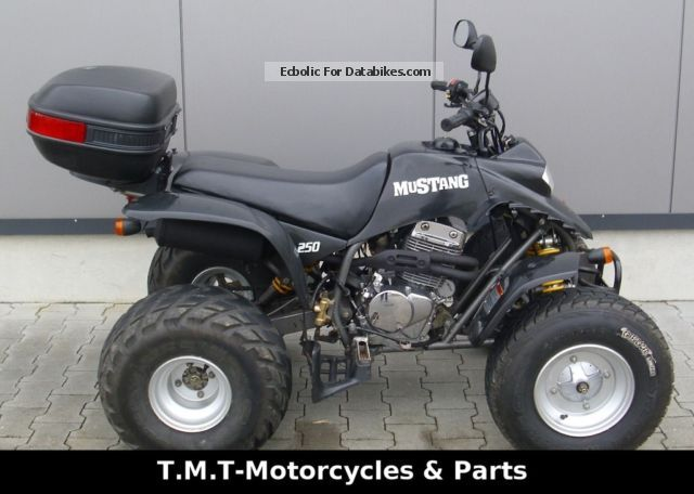 2003 SMC  Stinger 250 financial purchase possible! Motorcycle Quad photo