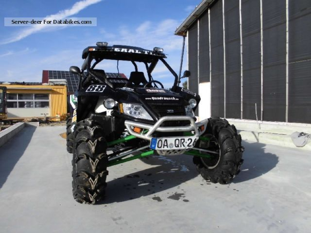 2013 Arctic Cat  Wild CAT 1000 LOF Wildcat Motorcycle Quad photo