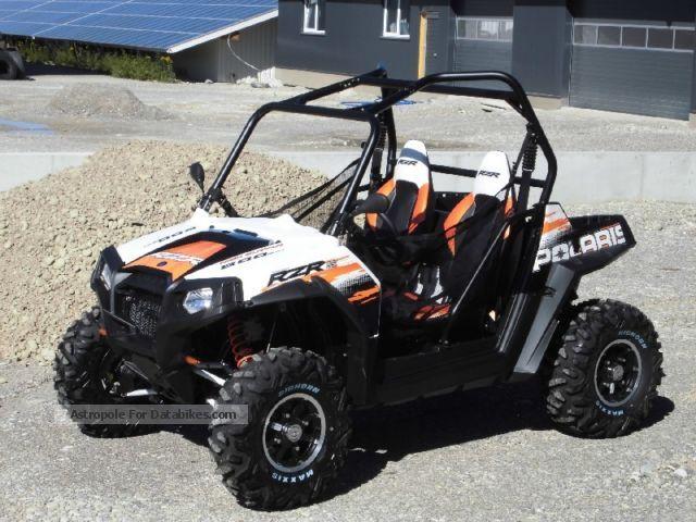 2012 Polaris  Ranger RZR S 800 with LOF Motorcycle Quad photo
