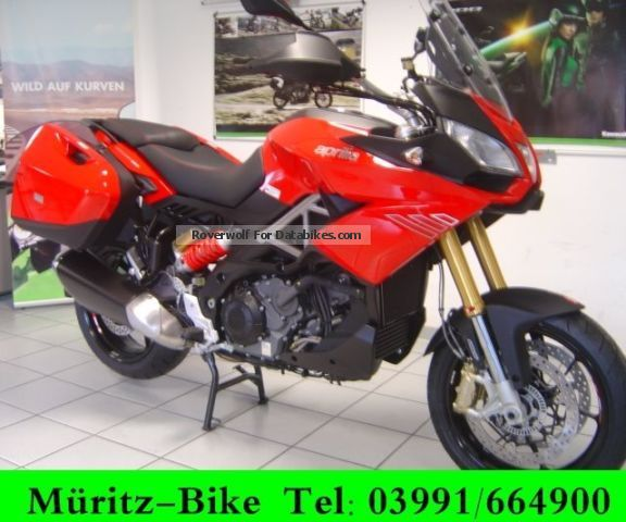 2012 Aprilia  Capo Nord 1200 ABS Travel Pack Motorcycle Enduro/Touring Enduro photo