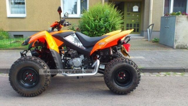2013 Herkules  Adly 500s Motorcycle Quad photo