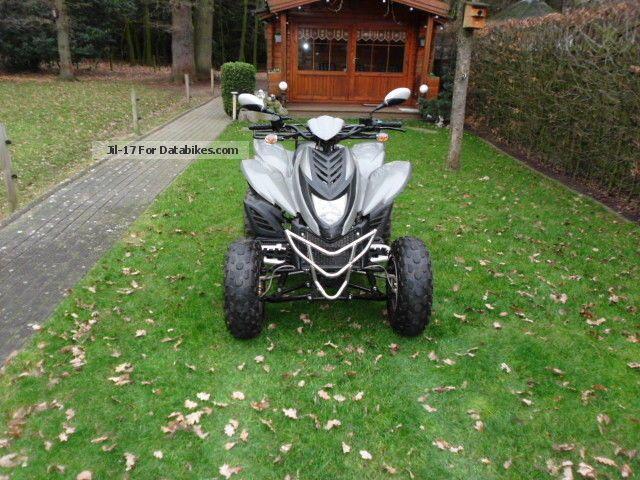 2005 Dinli  DL-801 270 Motorcycle Quad photo