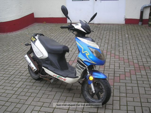 2008 Rivero  REX 50 JLQT 5 Motorcycle Scooter photo