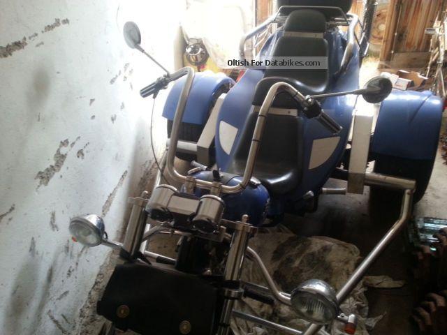 2004 Boom  CHOPPER Motorcycle Trike photo