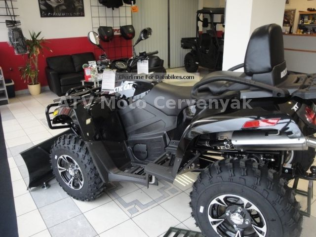 2012 Arctic Cat  700 XT new model two seater Motorcycle Quad photo