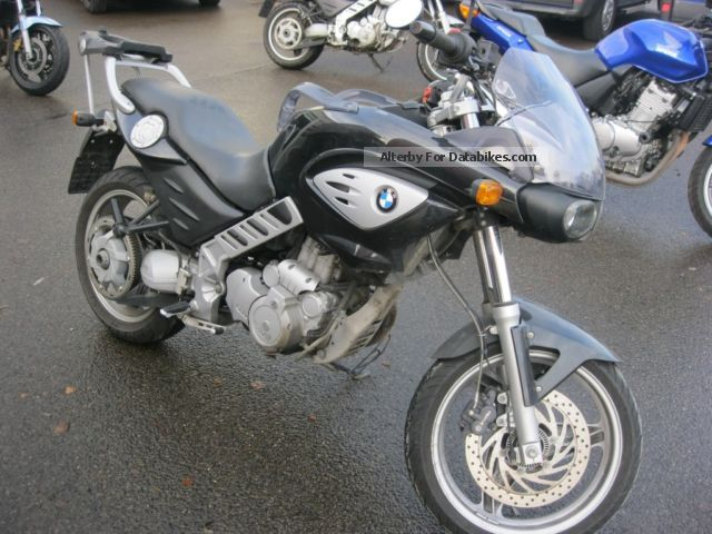 BMW  K 14 2003 Motorcycle photo