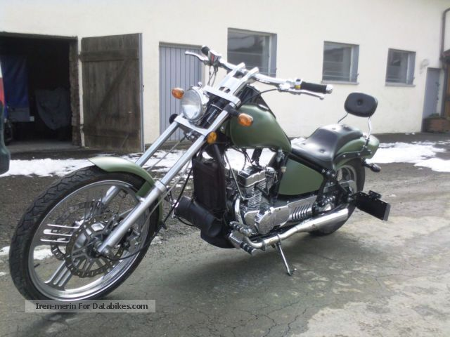 2010 WMI  Dragtail 350 Motorcycle Chopper/Cruiser photo