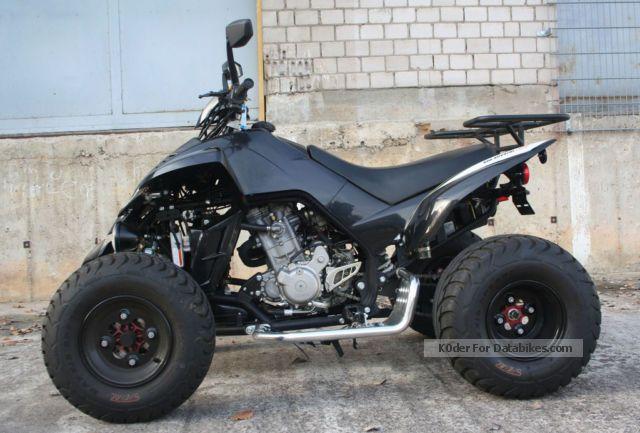 2013 Dinli  450 Special S LOF Motorcycle Quad photo