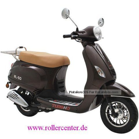 Baotian  TURBHO RL-125 2012 Scooter photo