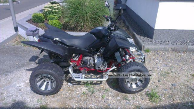 2009 Triton  Supermoto Motorcycle Quad photo