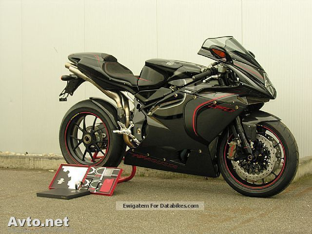 2012 MV Agusta  F4 1000 CC Motorcycle Sports/Super Sports Bike photo
