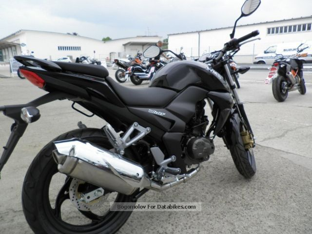 2013 SYM Wolf SB125Ni, With Fuel Injection