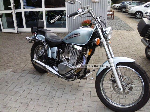 2004 Suzuki  LS650 Motorcycle Chopper/Cruiser photo