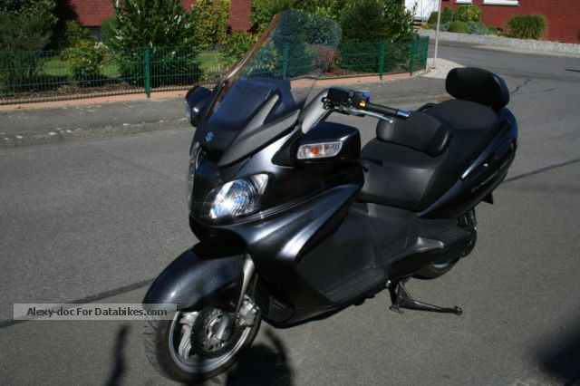 2006 Suzuki  AN650K6 Burgmann Motorcycle Scooter photo