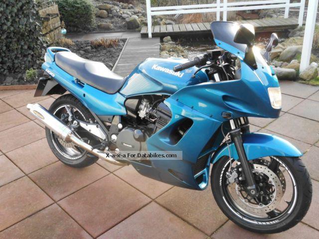 1997 Kawasaki  gpz Motorcycle Sports/Super Sports Bike photo