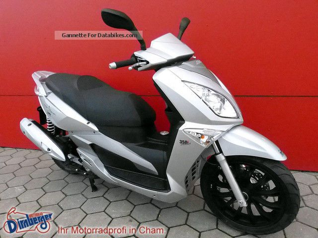 2012 Aeon  Urban 350 Motorcycle Scooter photo