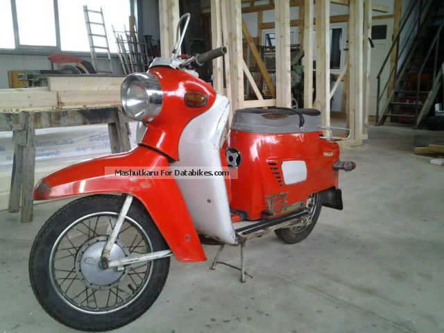 Jawa  Tatran 125 1965 Vintage, Classic and Old Bikes photo
