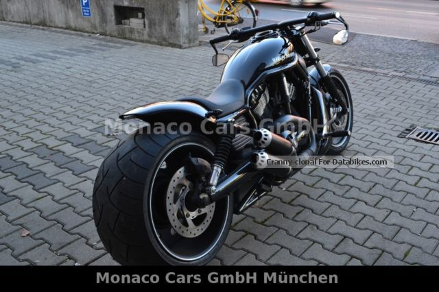2007 Harley Davidson  Harley-Davidson Night Rod 300 with Dream optics rubber Motorcycle Chopper/Cruiser photo