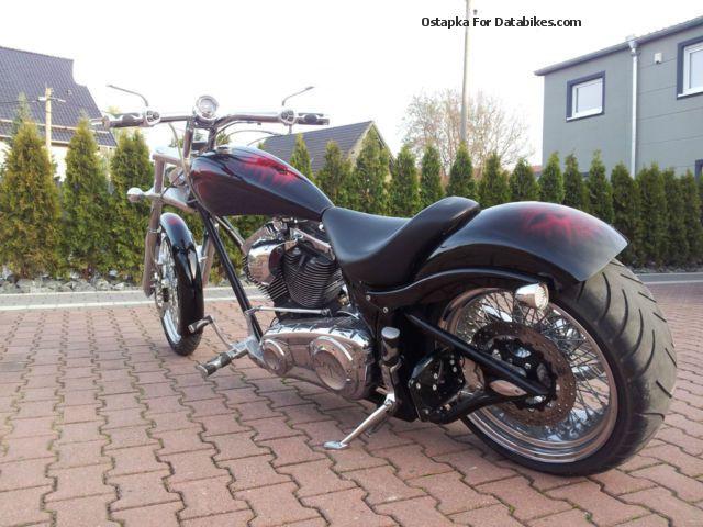 2008 Harley Davidson  Harley-Davidson Big Dog MUTT Excellent Condition Motorcycle Chopper/Cruiser photo