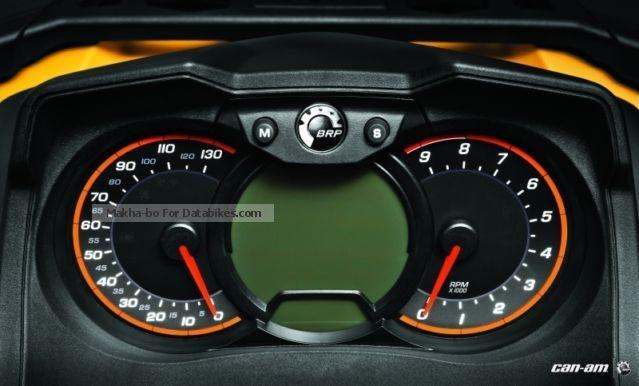 2012 BRP Can-Am Outlander MAX 800 XT-P EC MJ2014