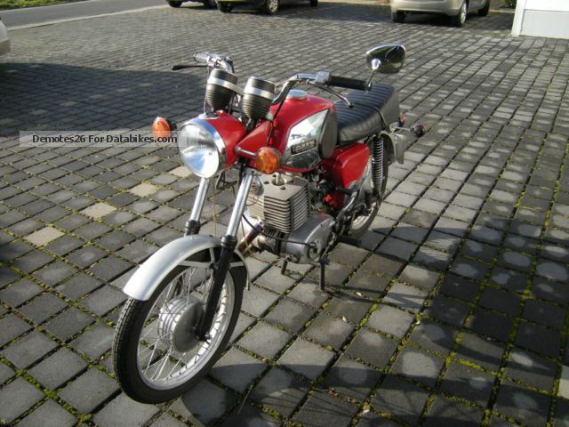 Mz  250 T1 1977 Vintage, Classic and Old Bikes photo