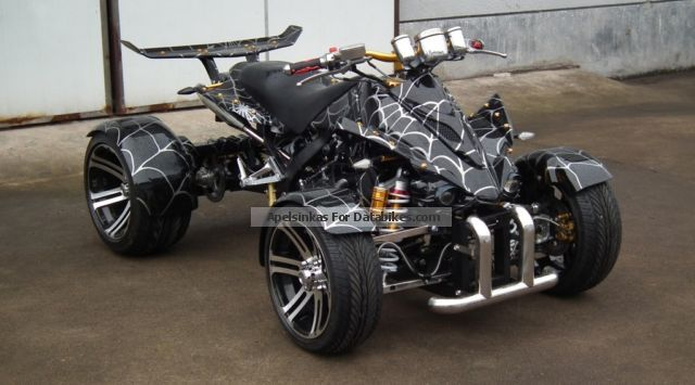2014 BRP  SPYDER 350 Motorcycle Quad photo