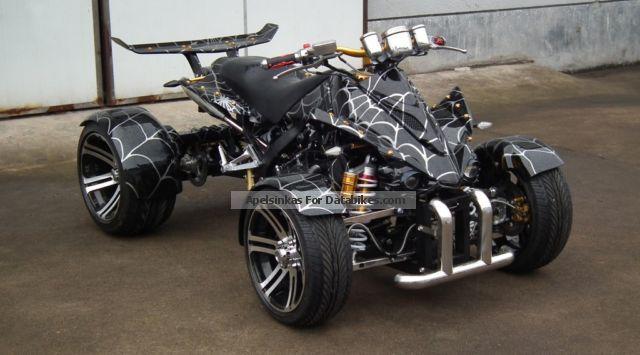 2014 Brp Spyder 350