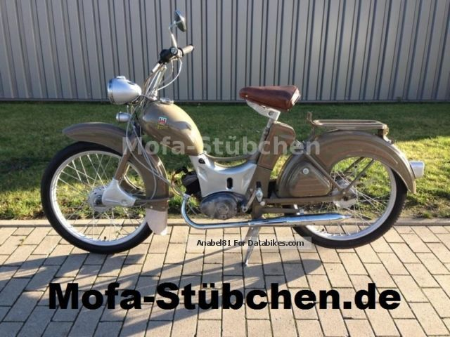 Simson  SR2 / Bargains / 1A TOP CONDITION / with papers 1963 Vintage, Classic and Old Bikes photo