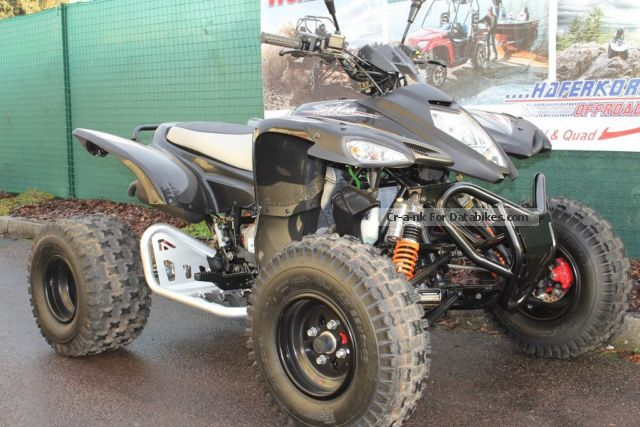 2012 Adly  500 Sport Motorcycle Quad photo